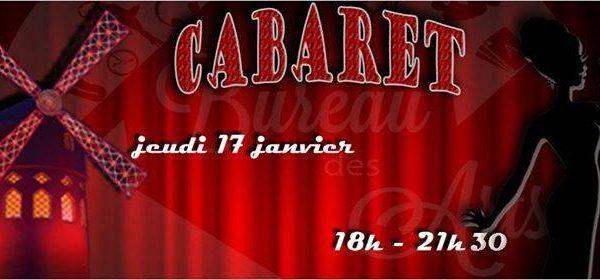 Retour sur le Cabaret 2019