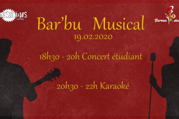 Bar'bu Musical